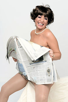 Rachael Roberts as Shirley Bassey