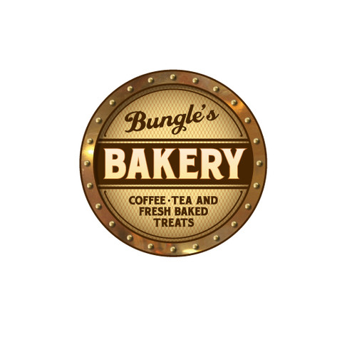 Bungle's Bakery Logo Concept