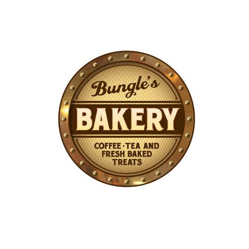 Bungle's Bakery Logo Concept