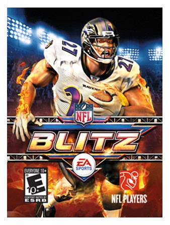 NFL Blitz - Game Design Support