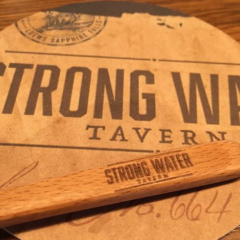 Strong Water Tavern Barware