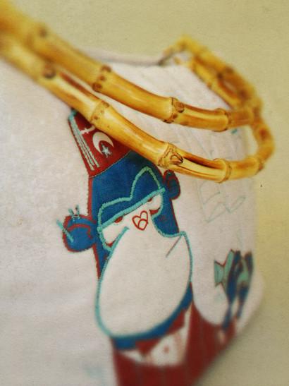 Shaker Monkey Handbag