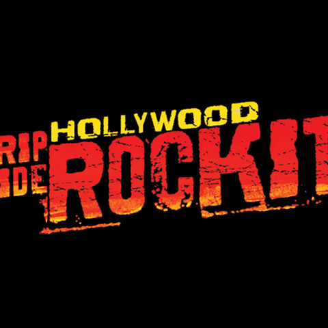 Hollywood Rip Ride Rocket - Attraction Logo