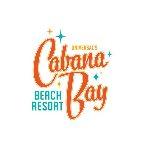 Universal's Cabana Bay Beach Resort Logo
