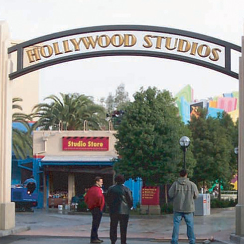 Hollywood Studios Placemaking