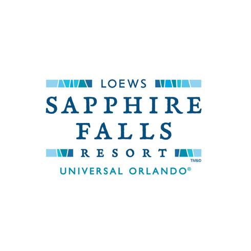 Loews Sapphire Falls Resort Logo
