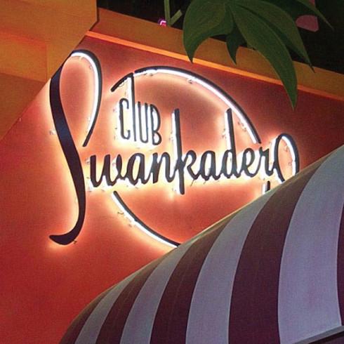 Club Swankadero Marquee