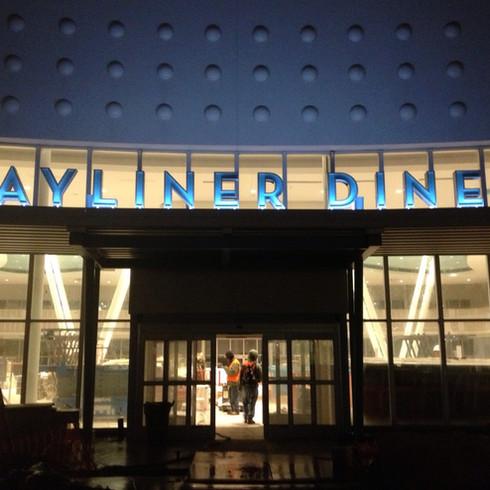 Bayliner Diner Marquee
