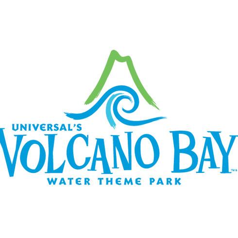 Universal's Volcano Bay Logo