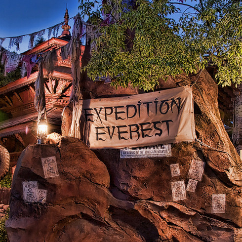 Expedition Everest Marquee