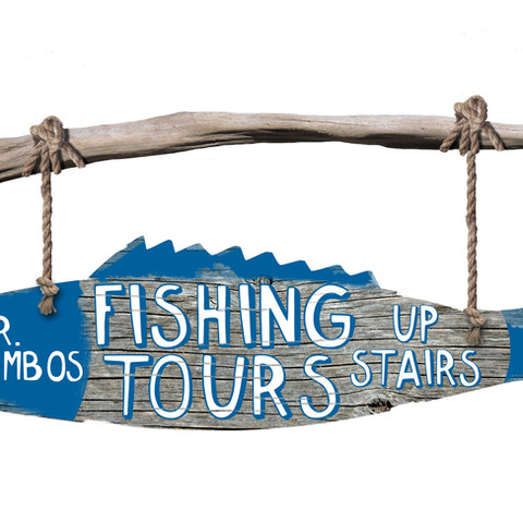 Harambe Fishing Tours Show Graphic