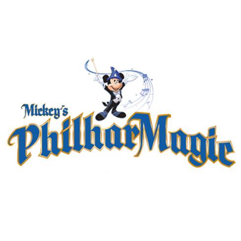 Mickey's PhilharMagic Attraction Logo