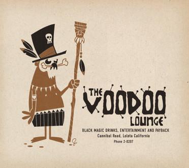 The Voodoo Lounge