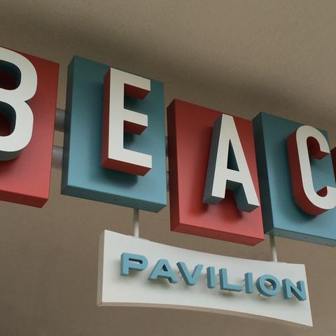 Beach Pavilion Marquee
