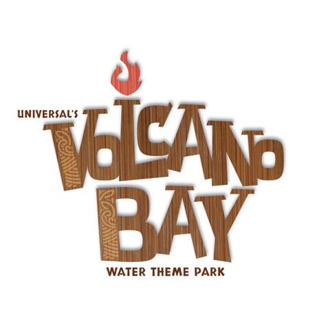 Universal's Volcano Bay Logo Concept