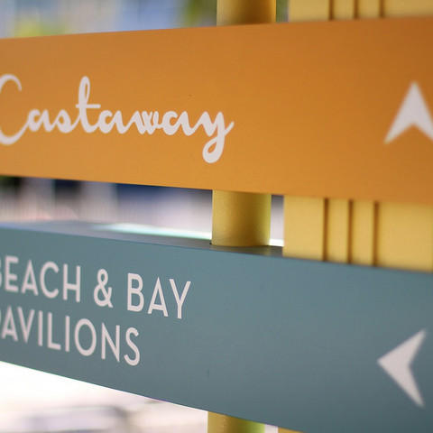 Resort Wayfinding