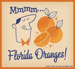 Florida Oranges!