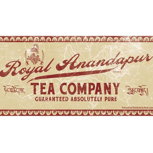Anandapur Tea Logo