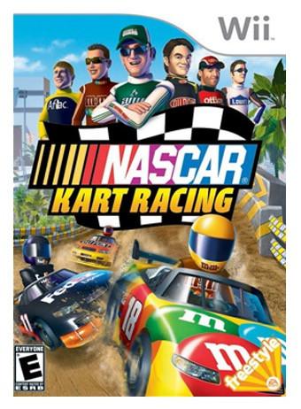 NASCAR Kart Racing - Game Design Support