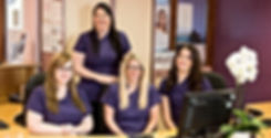 Our Front Desk Team is focussed on providing a professional and friendly environment that puts the patient fist