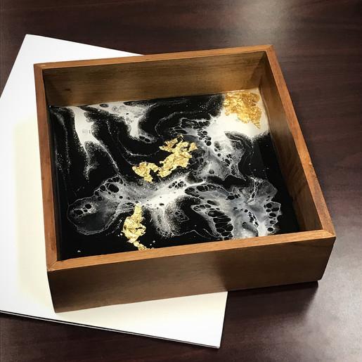 Acacia Box - Sold