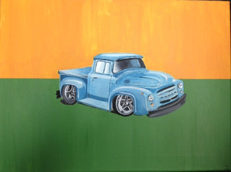 Little Blue Truck - Grayson's Room - Sold.jpg