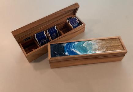 Custom Tea Box - Sold