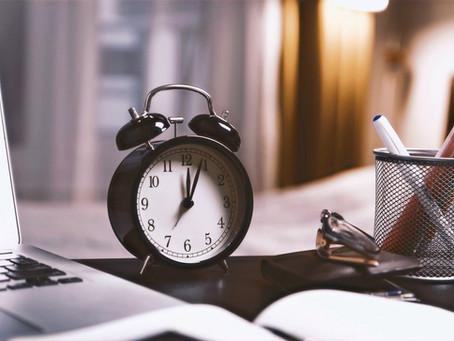 Neem de tijd voor jezelf en jouw bedrijf!