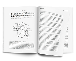 livre the missing links page interieure