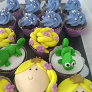 Cupcake Enrolados