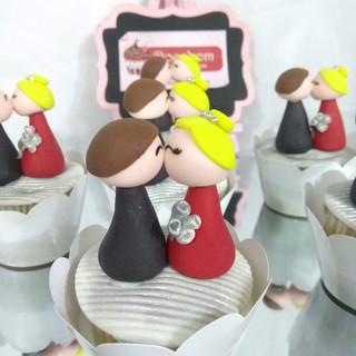 Cupcake Bodas
