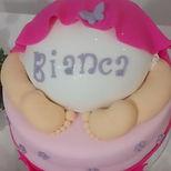 Bolo bebê fofo!!! #docebom #cakecakecake