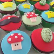 Cupcake Mario Bros