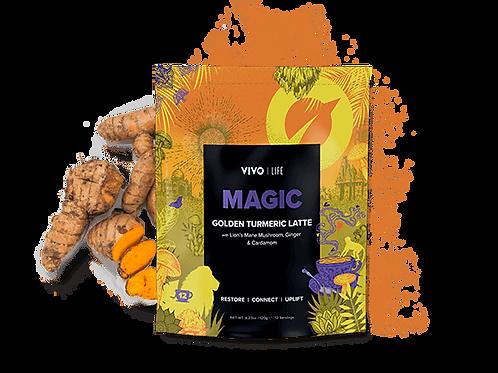 MAGIC - Golden Turmeric Latte