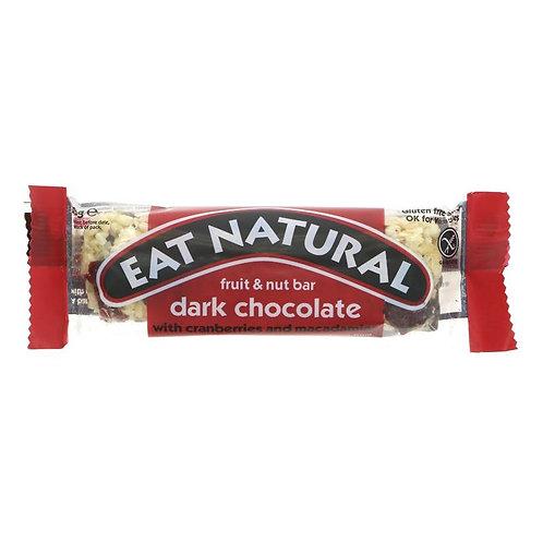 Eat Natural Cranberry & Macadamia Bar - 45g