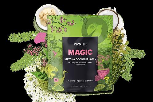 MAGIC - Matcha Coconut Latte