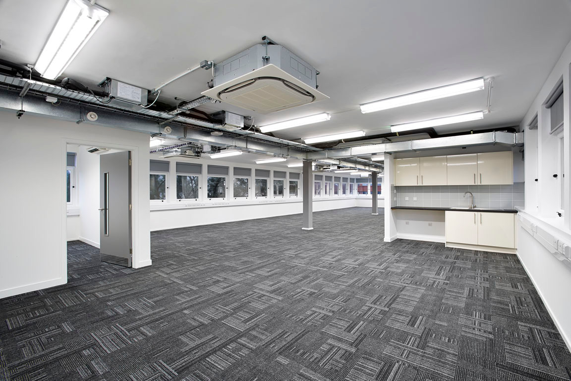 Luton Office Refurbishment