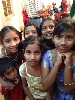 Twinkling Eyes (India)