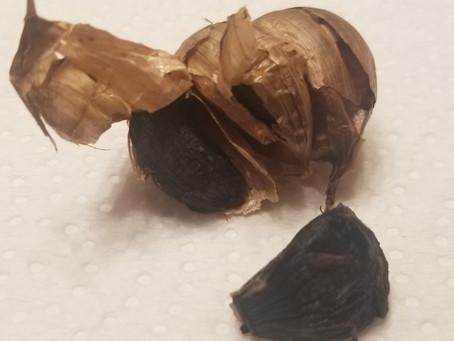 Introducing Black Garlic.