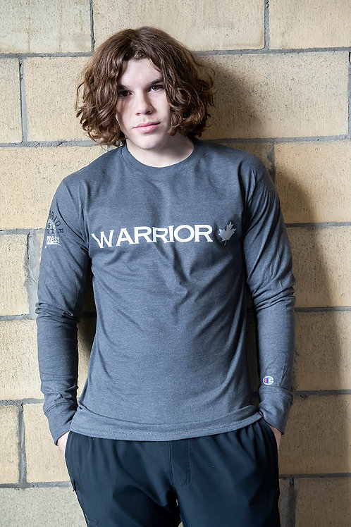 Warrior Fitness Champion Crew Shirt