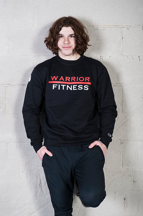 Warrior Fitness Crew Sweatshirt