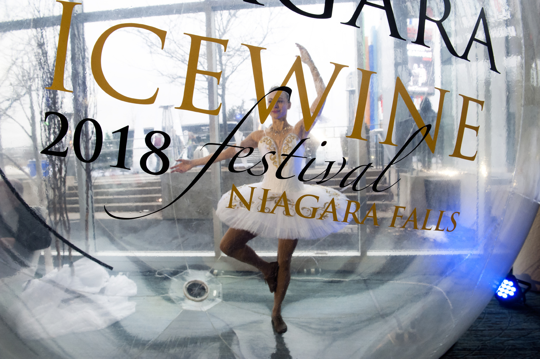 Niagara Icewine Festival 2018