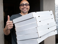 Customers love Pizza Jerry's!