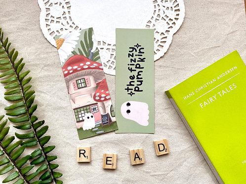 Mushroom Tearoom Bookmark