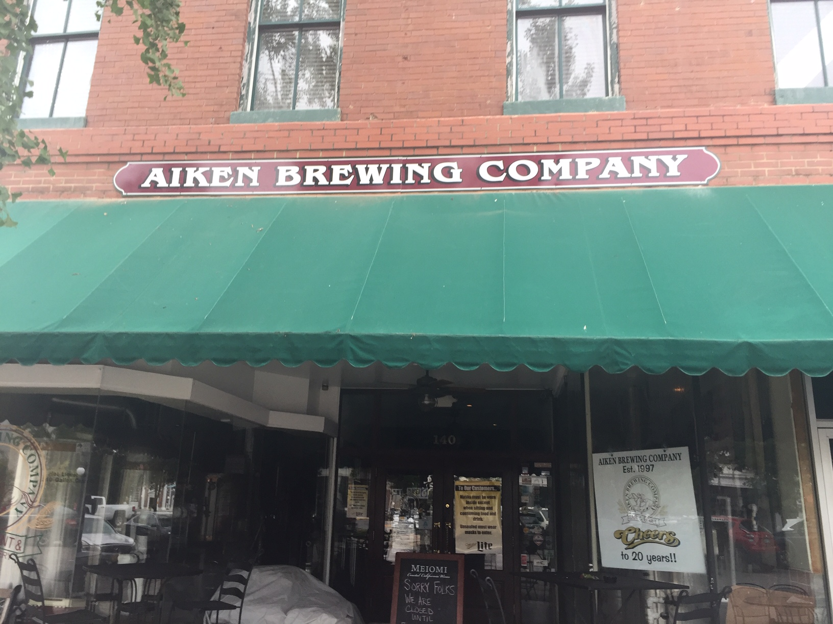 Aiken Brewing
