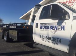 Workbench truck2