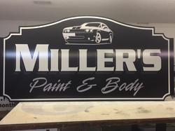 Miller's Paint & Body