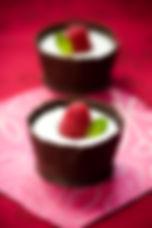 ホワイトチョコレートムース