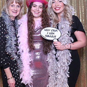 Harrods TVDC Christmas Party 2019