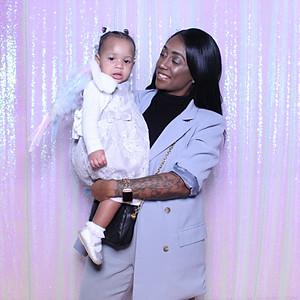Ovae Kenza Baptism & 1st Birthday